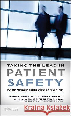 Patient Safety Primer Thomas R. Krause John Hidley 9780470225394