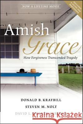 Amish Grace: How Forgiveness Transcended Tragedy Donald B. Kraybill Steven M. Nolt David L. Weaver-Zercher 9780470344040