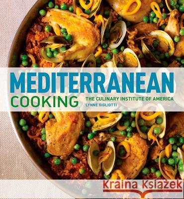 Mediterranean Cooking The Culinary Institute of America,  9780470421369