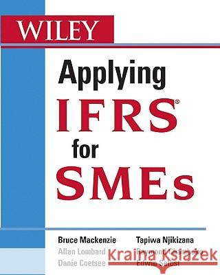 Applying IFRS for SMEs Bruce Mackenzie 9780470603376