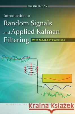 Introduction to Random Signals and Applied Kalman Filtering with Matlab Exercises Robert Grover Brown 9780470609699