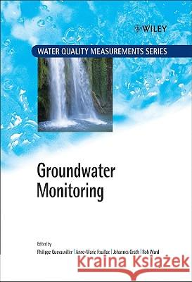 Groundwater Monitoring Philippe Quevauviller 9780470778098