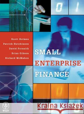 SMALL ENTERPRISE FINANCE Scott Holmes Etc. 9780470802052