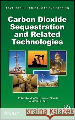 Carbon Dioxide Sequestration and Related Technologies John J. Carroll Ying Wu 9780470938768
