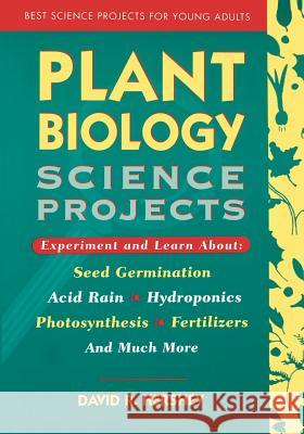Plant Biology Science Projects David R. Hershey Hershey 9780471049838