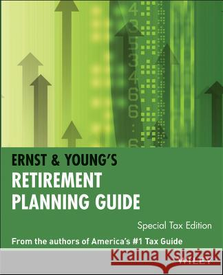 Ernst & Young's Retirement Planning Guide William J. Arnone Freida Kavouras Martin Nissenbaum 9780471083382