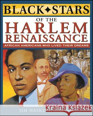 Black Stars of Harlem Renaissa James Haskins Eleanora E. Tate Clinton Cox 9780471211525