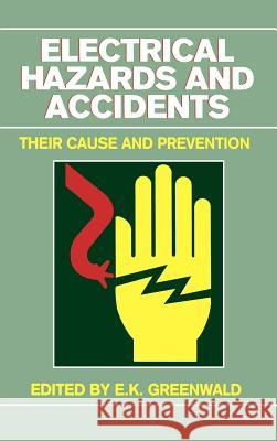 Electrical Hazards and Accidents : Their Cause and Prevention Peter Ed. Greenwald E. K. Greenwald 9780471290773