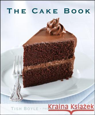 The Cake Book Tish Boyle John Uher 9780471469339