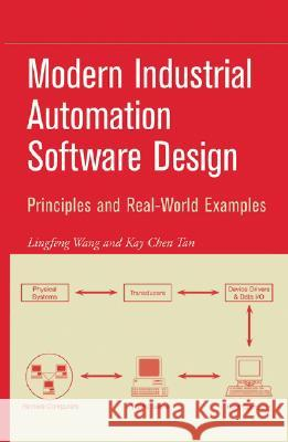 Modern Industrial Automation Software Design Lingfeng Wang Kay Chen Tan 9780471683735