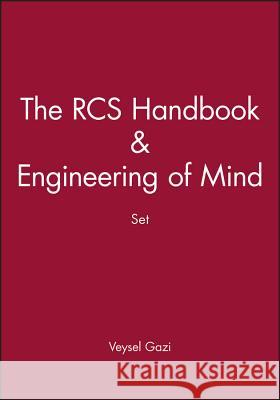 The RCS Handbook & Engineering of Mind Set Veysel Gazi 9780471722663