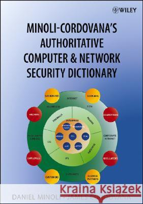 Minoli-Cordovana's Authoritative Computer & Network Security Dictionary Daniel Minoli James Cordovana 9780471782636 Wiley-Interscience