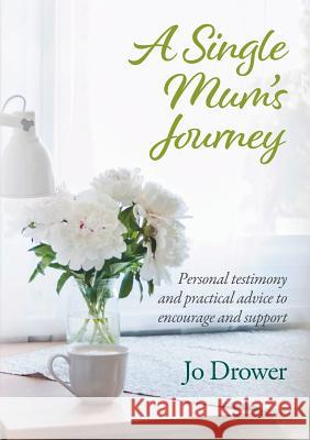 A Single Mum's Journey: Personal Testimony and Practical Advice to Encourage and Support Jo Drower 9780473471026