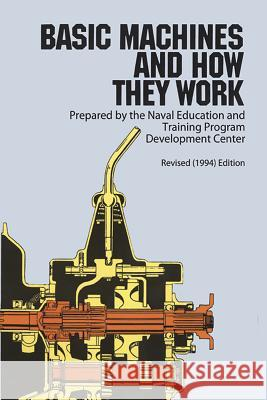 Basic Machines and How They Work U S Navy                                 Bureau Of Naval Person U United States 9780486217093