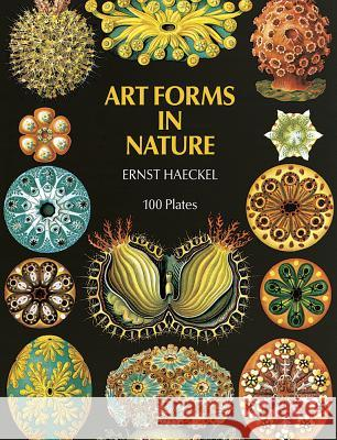 Art Forms in Nature Ernst Heinrich Philip Haeckel Haeckel 9780486229874