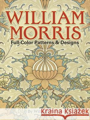 Full-colour Patterns and Designs William Morris Aymer Vallance 9780486256450