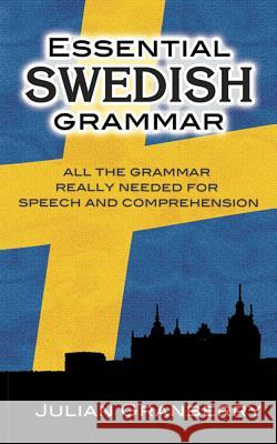 Essential Swedish Grammar Julian Granberry 9780486269535