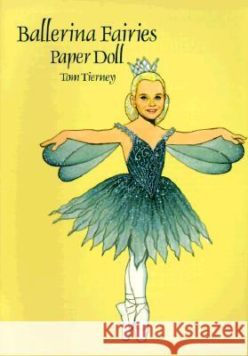 Ballerina Fairies Paper Doll Tom Tierney 9780486290454