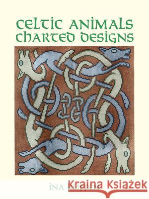 Celtic Animals Charted Designs Ina Kliffen 9780486291253