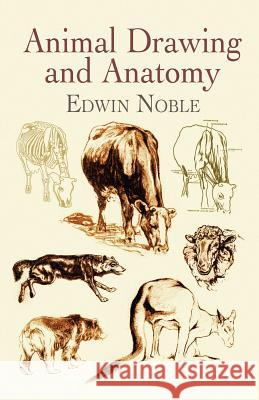 Animal Drawing and Anatomy Edwin Noble 9780486423128
