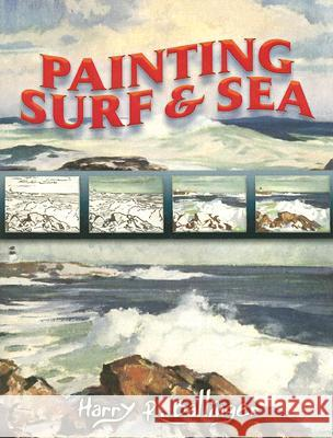 Painting Surf & Sea Harry Russell Ballinger 9780486464275
