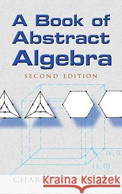 Book of Abstract Algebra Charles C. Pinter 9780486474175