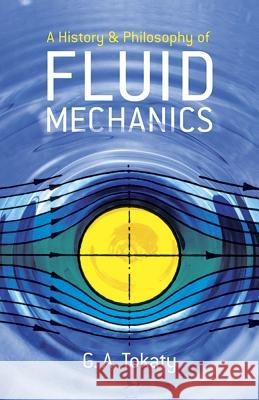 A History and Philosophy of Fluid Mechanics G. A. Tokaty 9780486681030