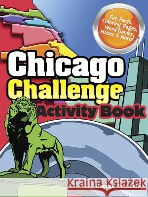 Chicago Challenge Activity Book George Toufexis 9780486799278