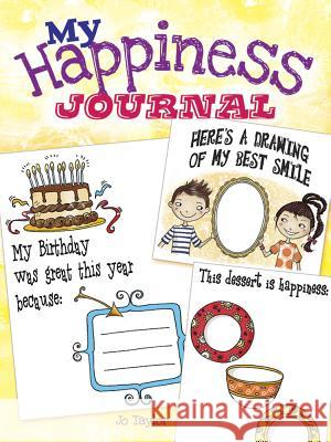 My Happiness Journal Jo Taylor 9780486800288