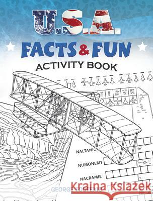 U.S.A. Facts & Fun Activity Book George Toufexis 9780486813790