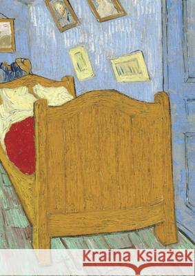 Van Gogh's the Bedroom Notebook Vincent Va 9780486846194