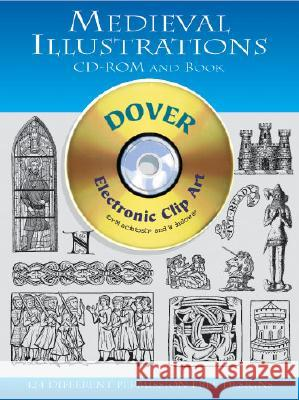 Medieval Illustrations CD-ROM and Book [With CDROM] Dover Publications Inc                   Dover Publications Inc 9780486999876