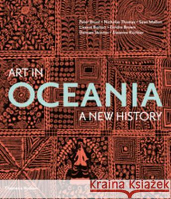 Art in Oceania Peter Brunt 9780500239018