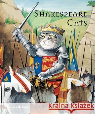 Shakespeare Cats Susan Herbert 9780500284292