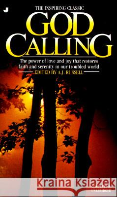 God Calling Two Listeners                            A. J. Russell 9780515090260