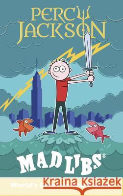 Percy Jackson Mad Libs Leigh Olsen 9780515159554