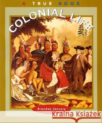 Colonial Life Brendan January 9780516271941