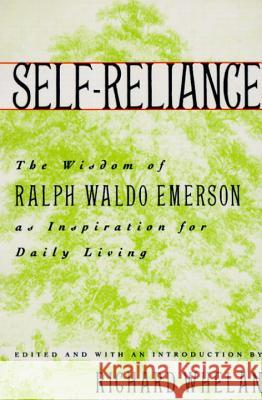 self-reliance and the oversoul essays by ralph waldo emerson Free self reliance papers, essays seeking independence in essay self reliance by ralph waldo emerson - it is impossible to live a whole life without the.