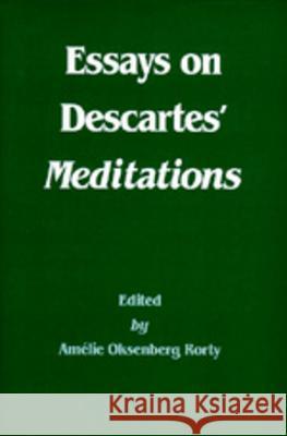 descartes and his theories essay