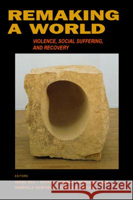 Remaking a World: Violence, Social Suffering, and Recovery Veena Das Arthur Kleinman Margaret Lock 9780520223301 University of California Press