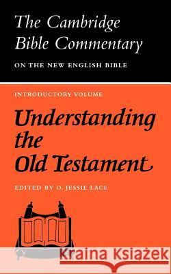 Understanding the Old Testament O. Jessie Lace 9780521096911