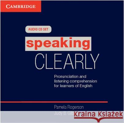 clear speech pronunciation and listening comprehension in north american english 4th edition