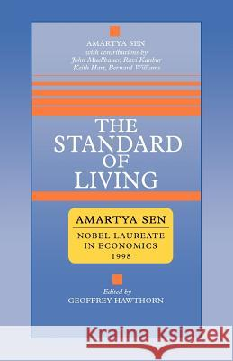 High Standard Of Living Essay