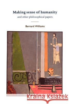 bernard williams essays and reviews Read essays and reviews 1959–2002 by bernard williams with rakuten kobo bernard williams was one of the most important philosophers of the past fifty years, but he.