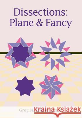 Dissections: Plane and Fancy Greg N. Frederickson 9780521525824