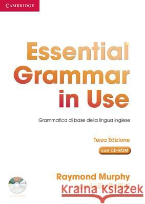 Raymond murphy ksiki krainaksiazek essential grammar in use book without answers italian edition grammatica di base della lingua inglese with cdrom fandeluxe Image collections