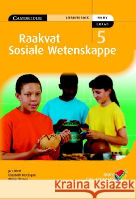 Social Sciences Matters Grade 5 Learners Book Affrikaans Translation Jo Collett Elizabeth Maclagan Philip Thraves 9780521546034