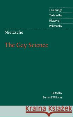 the gay science The gay science has 10,827 ratings and 333 reviews zawn said: if you read nietzsche while not in the midst of some variety of emo existential crisis, ni.