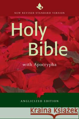 NRSV Popular Text Bible with Apocrypha, NR530:TA : Anglicized Edition   9780521702621