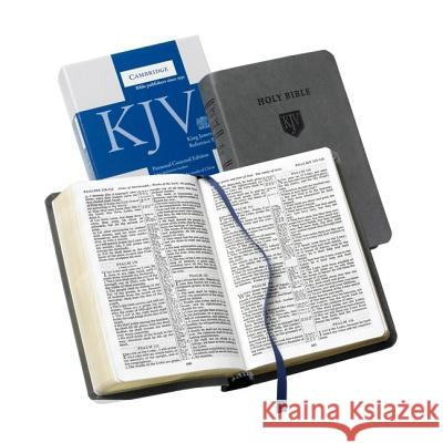 Personal Concord Reference Bible-KJV Baker Publishing Group 9780521707985